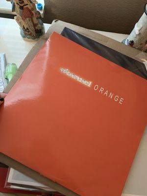 Frank Ocean Chanel Orange Vinyl for Sale in Brandon, FL