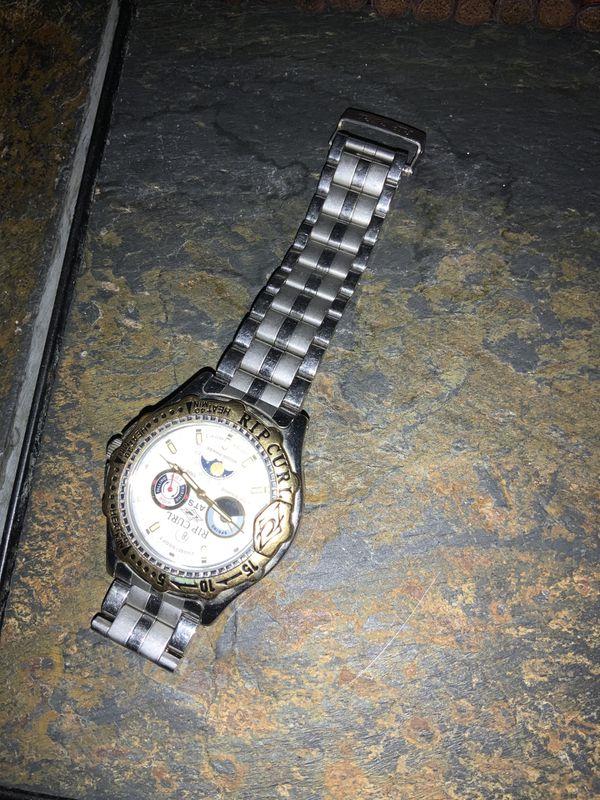Rip curl unreleased Swiss made tide watch