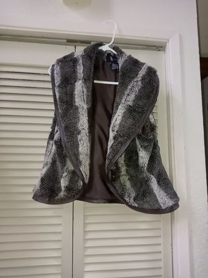 Faux Fur Vest - One Of a Kind for Sale in Mill Creek, WA