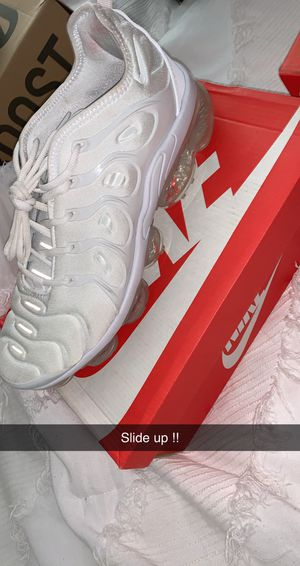 Nike vapormax plus for Sale in Lafayette, LA