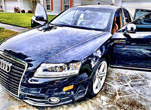 Audi A6 3.0 SuperCharged V6 Quattro 2011 87k.miles Xenon Navigation Beautiful Car for Sale in Miramar, FL