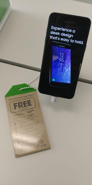 Samsung Galaxy Amp Prime 3 for Sale in Milton, FL