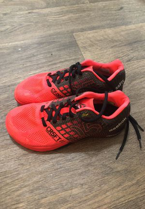 Reebok CrossFit shoes for women size 8.5 for Sale in Charlotte, NC