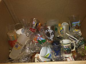 Massive collection of shot glasses etc for Sale in Penn, PA