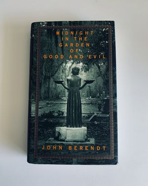 Midnight in the Garden of Good & Evil Stated 1st Edition Hardcover Book for Sale in Westminster, CA