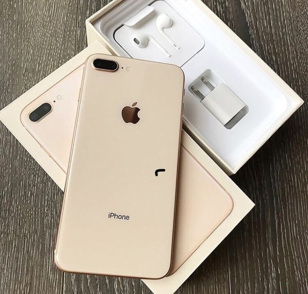 iPhone 8 Plus factory unlocked With warranty