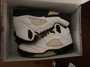 Air Jordan 5 retro sz:12 for Sale in West Palm Beach, FL