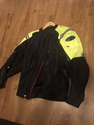 Joe Rocket motorcycle jacket with pads for Sale in Plantation, FL