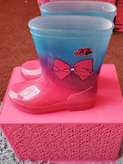 Jojo Siwa Rain Boots for Sale in Orlando,  FL