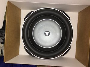 JL Audio 13TW5-3 Shallow Mount for Sale in Portland, OR