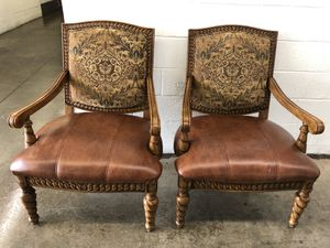 Nice side chairs $120 for Sale in Gaithersburg, MD