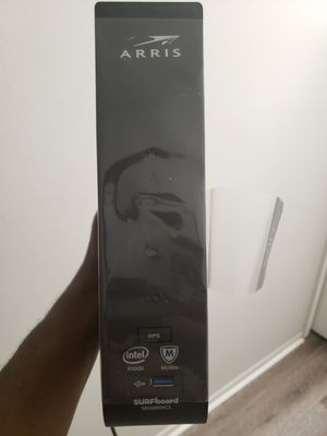 Arris surfboard modem and router for Sale in Ypsilanti, MI