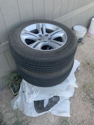 Rims and Tires!! for Sale in Odessa, TX