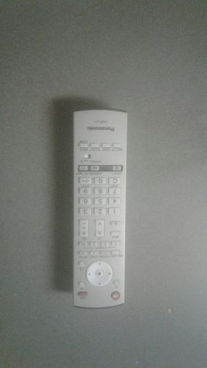Panasonic tv remote control for Sale in Duquesne, PA