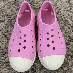 Girls Crocs Size 1 for Sale in Ripon, CA