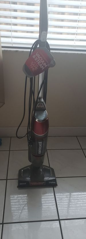 Brissell Vacuum and Steam Mop Bissell All-In-One for Sale in Miami, FL