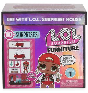 LOL SURPRISE! Furniture COZY COUPE with 10+ surprises s for Sale in Miami, FL
