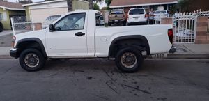 2006 chevrolet colorado 4x4 5cyl vortec engine automatic clean title one owner reg ok ,good tires cold ac runs good 184k milles located in pomona for Sale in Pomona, CA