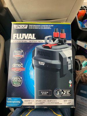 Fluval aquarium filter 20-45 US Gal for Sale in Aurora, CO
