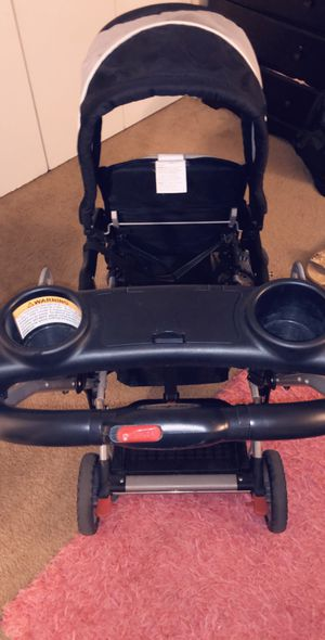 Double stroller (Twins or multiple kids) Babytrend for Sale in Fort Wayne, IN