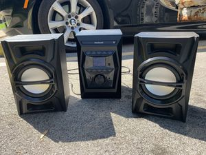 Blackweb Bluetooth Enabled Speakers for Sale in Indianapolis, IN