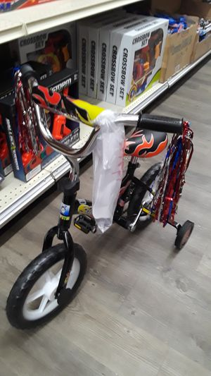 New kids bike $40 or best offer &many powerwheel ride on car for Sale in Houston, TX
