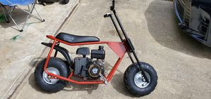 Never used Rolling mini bike chassis for Sale in Sanford, FL