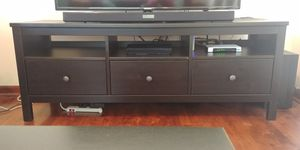 New, black TV stand for Sale in Foster City, CA
