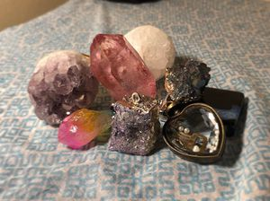 Crystal and charm collections for Sale in Memphis, TN