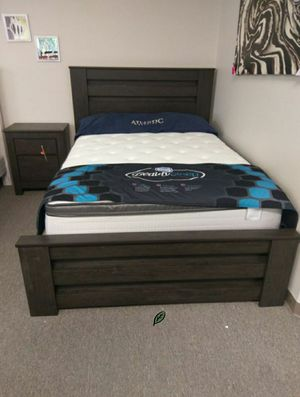Special for Black Friday ‼ SALES Brinxton Black Panel Bedroom Set | B249 265 for Sale in Jessup, MD