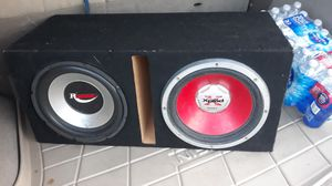 """12"""" subwoofer for Sale in Orondo, WA"""