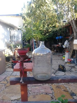 Antique glass water bottle for Sale in Gardena, CA