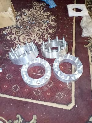 """Spaiser for a. F250 8x170 125 2"""" for Sale in Phoenix, AZ"""