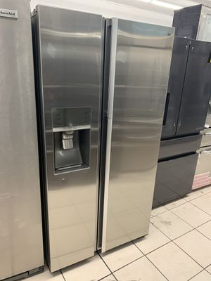 SAMSUNG SIDE BY SIDE REFRIGERATOR FOOD SHOWCASE for Sale in Lemon Grove, CA