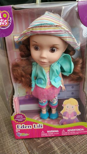 Eden Lil' doll for Sale in Placentia, CA