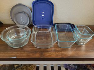 Pyrex containers for Sale in Chandler, AZ