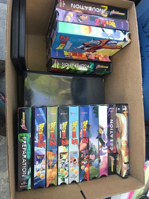 Dragon Ball Z for Sale in Tampa, FL
