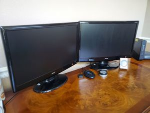Acer Monitors for Sale in Bryan, TX