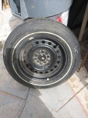 """16""""Trailer wheel tire 5 lugs. Only one for Sale in Las Vegas, NV"""