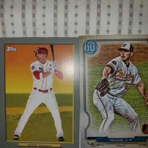 Topps cards. for Sale in Fremont, CA