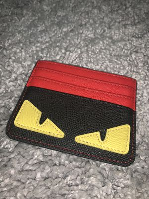 Fendi card wallet for Sale in Fountain Valley, CA