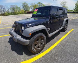 2012 Jeep Wrangler❗❗ for Sale in Cicero, IL