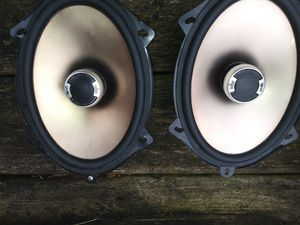 "Pair of Polk Audio speakers, 5""x7"" for Sale in Warren, MI"