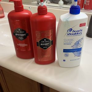 Old Spice/ Head And Shoulders for Sale in Litchfield Park, AZ
