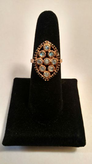 Labradorite Ring for Sale in Sun City, AZ