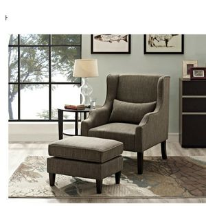 High End Chair And Ottoman Set for Sale in Orting, WA