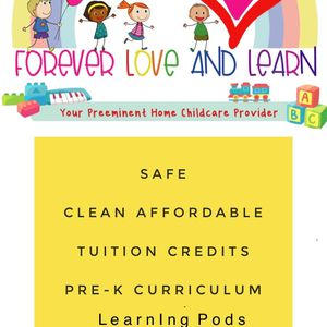 Clean-affordable Childcare. Toddler and preK Programs for Sale in Oak Park, MI