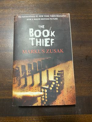 The Book Thief paperback for Sale in San Antonio, TX