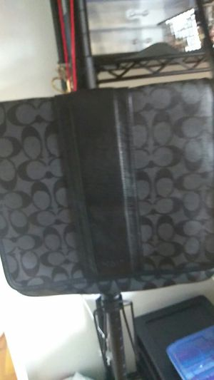 Coach purse good condition black for Sale in Anaheim, CA
