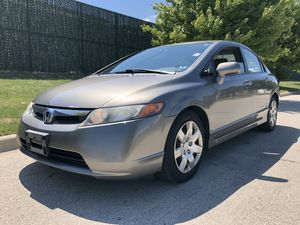 2008 HONDA CIVIC (manual) for Sale in Chicago, IL